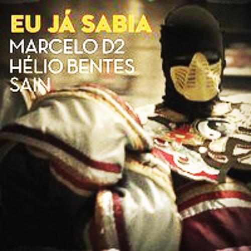 """Marcelo D2 """"Eu já Sabia """" part. Sain & Helio Bentes - """"da sadness"""" remix by Xiko"""