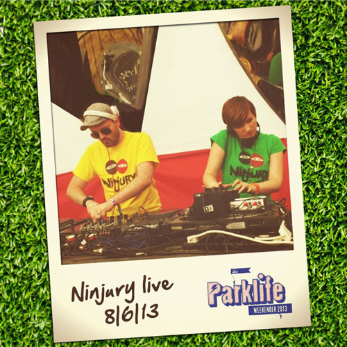 Ninjury - Live @ Parklife Festival 08/06/13