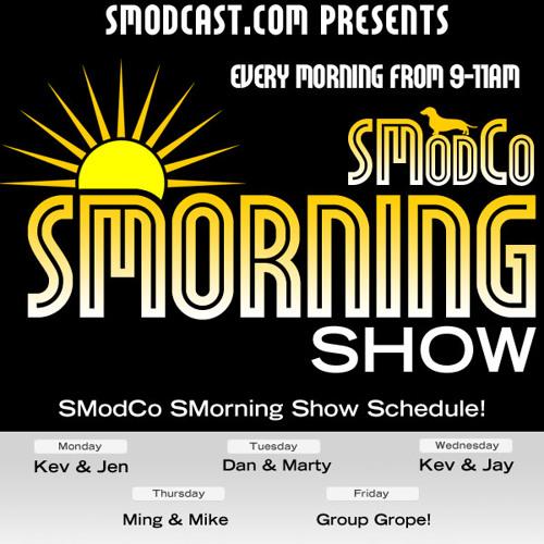 SModCo SMorning Show 33: Tuesday June 28, 2011