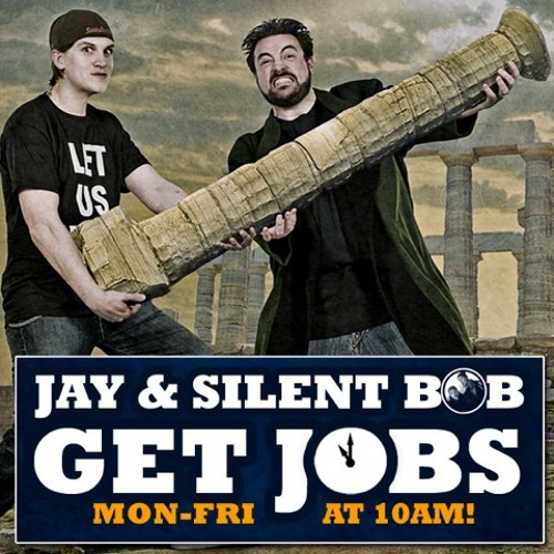 Jay and Silent Bob Get Jobs: Monday, July 11, 2011