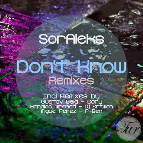 SorAleks - Don't Know (P-Ben Remix) [TECH UP RECORDINGS]