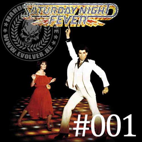 Evolver - Saturday Night Hardcore Fever #001 (15-06-2013)