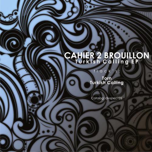 Cahier 2 brouillon - Torn//DIVINE TECHNO RECORDS