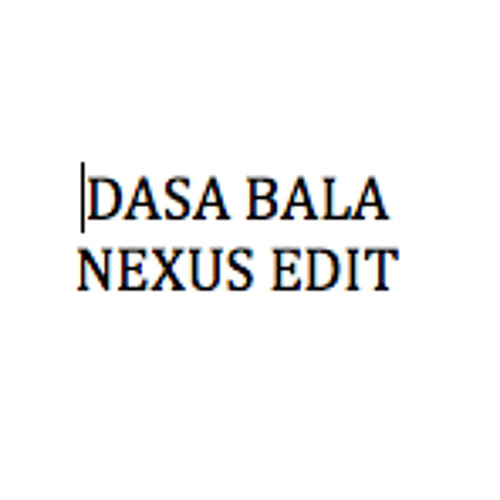 Dasa Bala [Nexus Radio Edit] by ArashMusic on SoundCloud