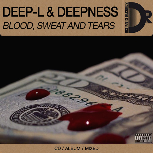 Preview of Blood, sweat and tears [CD/Album/Mixed]