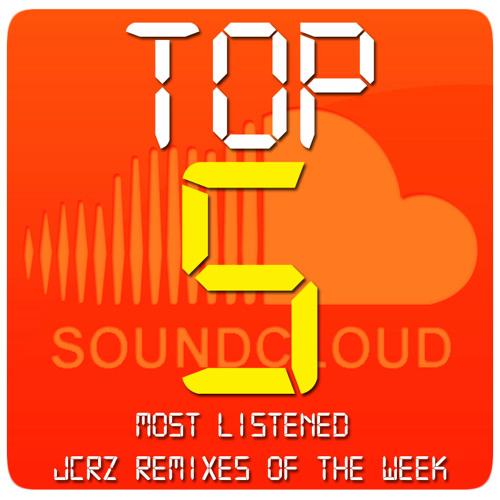 TOP 5 MOST POPULAR JCRZ REMIXES OF THE WEEK (09/August/2013)