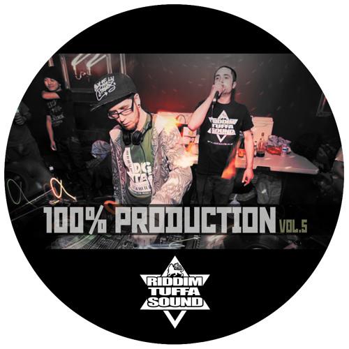 Riddim Tuffa - 100% Production Mix vol.5