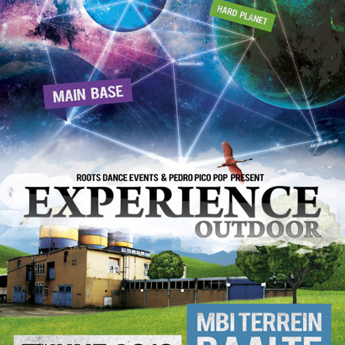 Mike Drama - Experience Outdoor 07-06-2013 (NL)