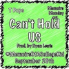 Memoirs Monday #2 - Can't Hold Us (Prod. by Ryan Lewis)