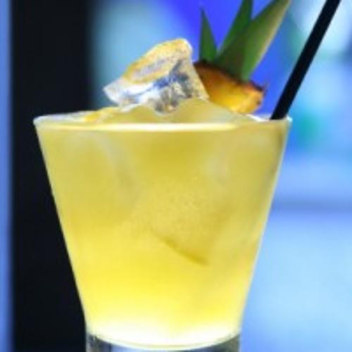 Grey Goose & Pineapple 6-15-13