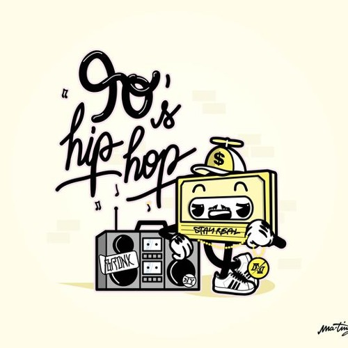 Old School Hip Hop Mix June 2013