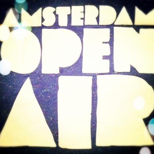 Alican Aydos - Amsterdam Open Air