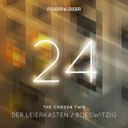 The Chosen Two - Der Leierkasten (out now on vinyl and digital)