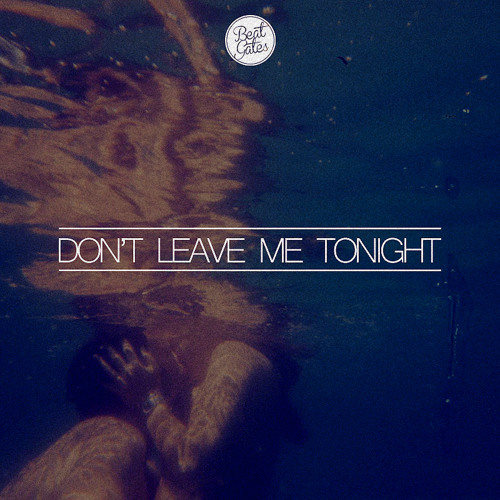 Beat Gates - Don't Leave Me Tonight [Free Download]
