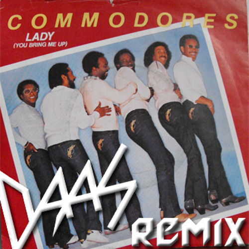 Commodores - Lady (You Bring Me Up) [DAAS Remix]