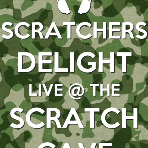 LIVE @ THE SCRATCH CAVE