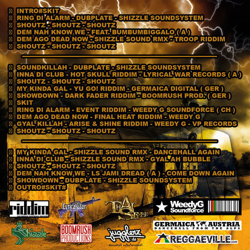 THAI STYLEE - RE(E)VOLUTION MIXTAPE VOL.1 PRESENTED BY SHIZZLE SOUNDSYSTEM
