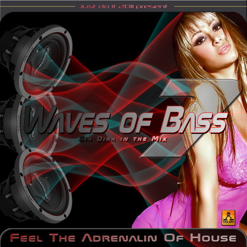 WAVES of BASS  Volume 7 (mixed by Sir Dirk) 2011
