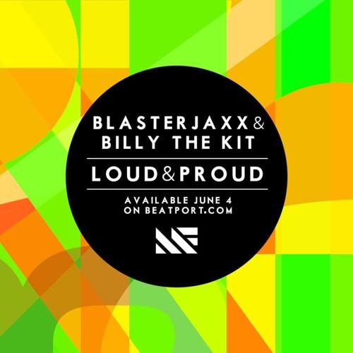 Blasterjaxx & Billy The kit - Loud and Proud Insomnia (HEYFRON MashUp)
