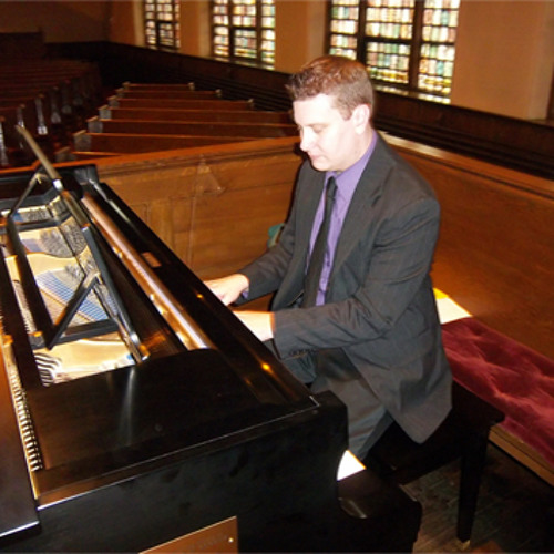 "Dr. Matt performs ""Elegia"" from Six Short Pieces by Vittorio Rieti"
