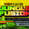 DIGITAL ROOTS DUBPLATE mix for JUNGLE FUSION 6 JULY.