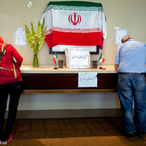 Iran expert Robin Wright on Iranian election