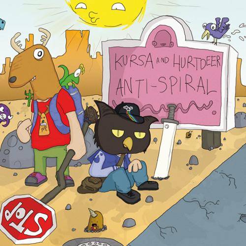 Kursa & Hurtdeer - Anti-spiral [CLIP] [outnowlinkinside]