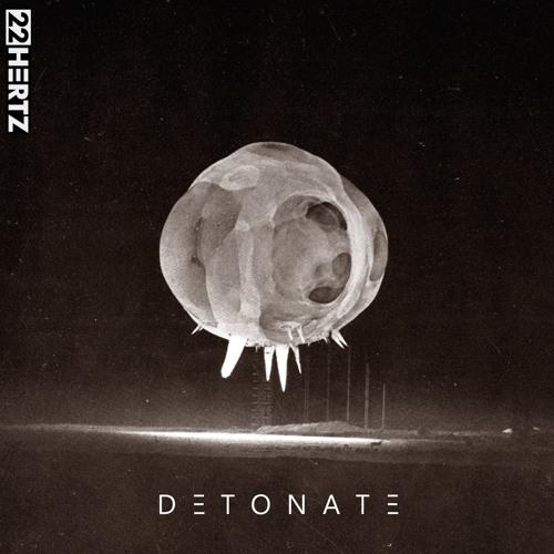 22HERTZ - Detonate Album | Industrial Rock