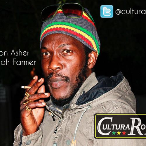 Marlon Asher - Ganjah Farmer (Big Up CulturaRoots.com)