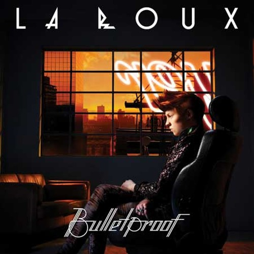 La Roux - Bulletproff (remix)