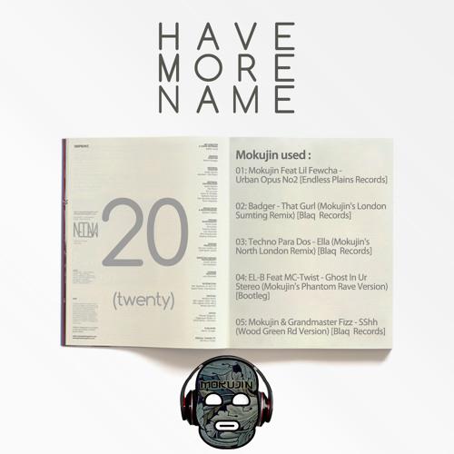 Have More Name – [20] - Mokujin
