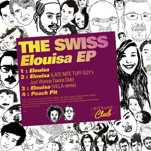 The Swiss - Peach Pit