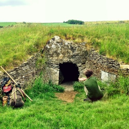 Claudy Banks (in Stoney Littleton Long Barrow) - Will and Ed