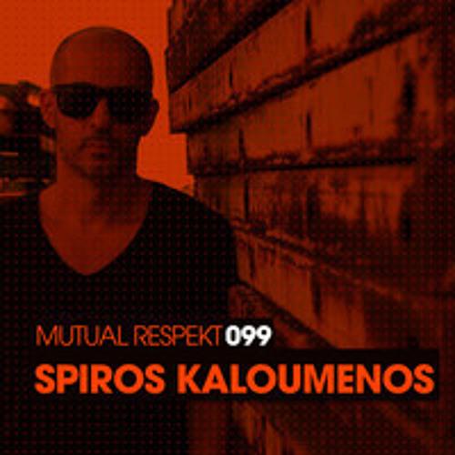 MR099 SPIROS KALOUMENOS
