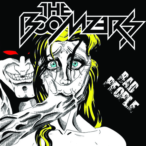 The Boomzers - Bad People