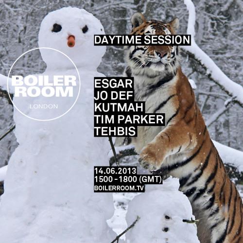 Jo Def 30 min Boiler Room mix