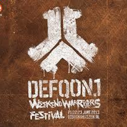 Dj Stephanie - DefQon.1 2013 Warm Up Mix
