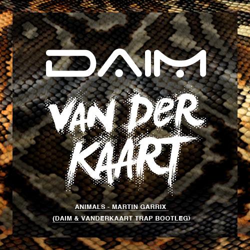 Martin Garrix - Animals (Daim & VanDerKaart Trap Bootleg)