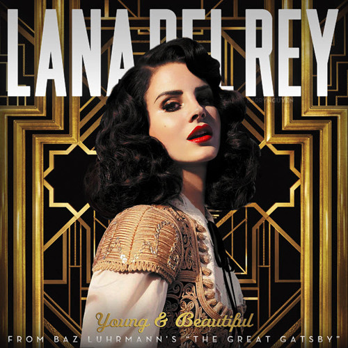 Lana Del Ray-Young And Beautiful (Pristine's Och & Bass Dub)