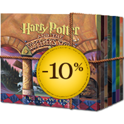 Listen to Samples of the Harry Potter Digital Audio Book Collection (US) - Narrated by Jim Dale
