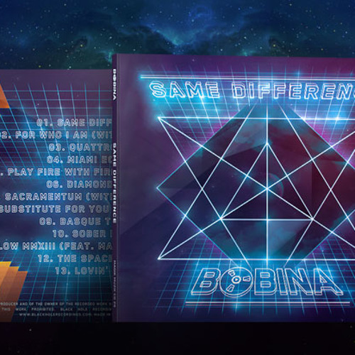 Bobina - Same Difference [FULL Album Preview] OUT NOW!