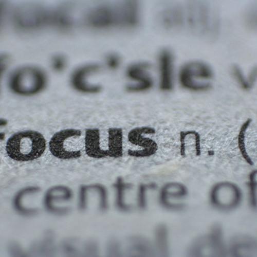 Focus (Orginal Mix)