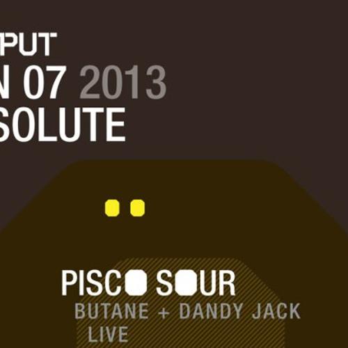 Pisco Sour @ Output NYC - June 2013 clip