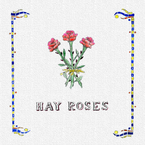 Hay Roses on your Song
