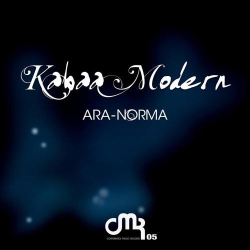 [CMR05] KABAA MODERN - ARA-NORMA EP
