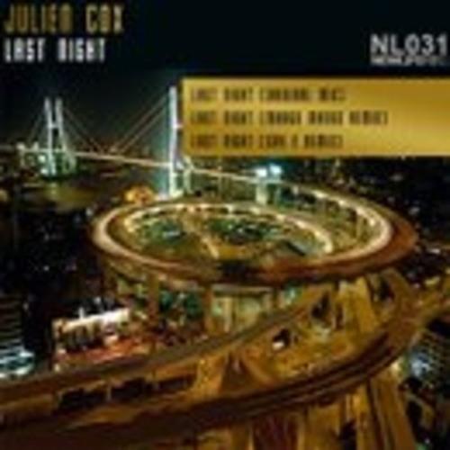 Julien Cox - Last NIght (original mix)