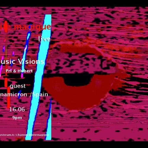 Boite Magique - Dynamicron (16/06/2013)