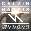 Calvin Harris feat. Ellie Goulding - I Need Your Love (DJ Vanny Remix)