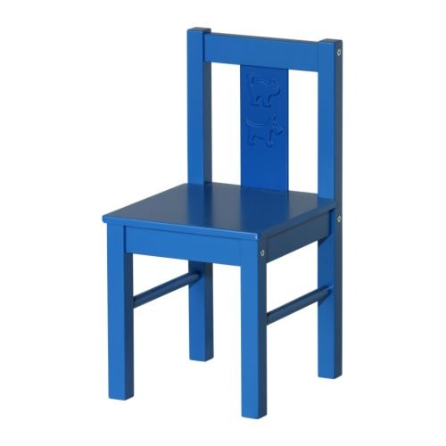 Gianny is an old chair