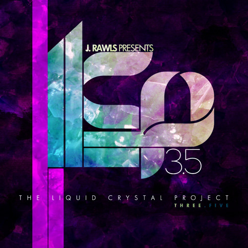 Liquid Crystal Project - Take it EZ Feat. Copywrite